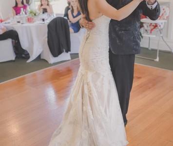 Zydon and Olenka  first dance folder 1